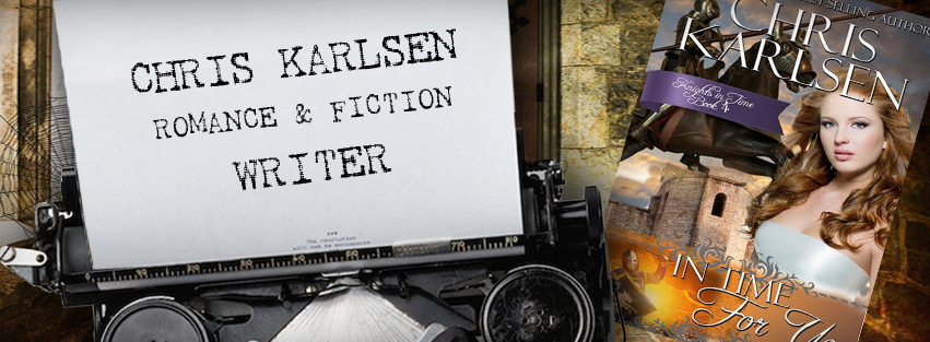 Chris Karlsen Facebook banner