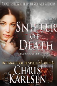 Snifter of Death cover