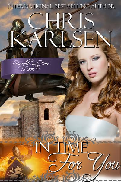 In Time For You cover